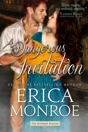 Book Cover: A Dangerous Invitation