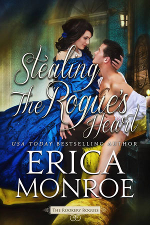 Book Cover: Stealing the Rogue's Heart